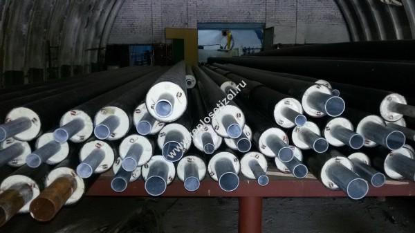 Трубы и детали трубопроводов в ППУ изоляции 1
