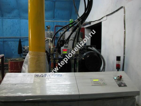 Трубы и детали трубопроводов в ППУ изоляции 18