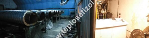 Трубы и детали трубопроводов в ППУ изоляции 19
