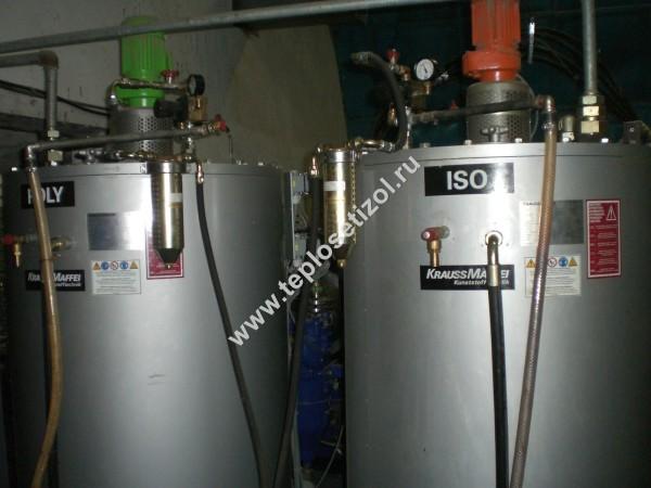Трубы и детали трубопроводов в ППУ изоляции 9